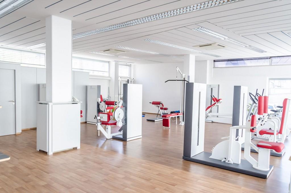 Physiotherapie Kassel Gerätepark