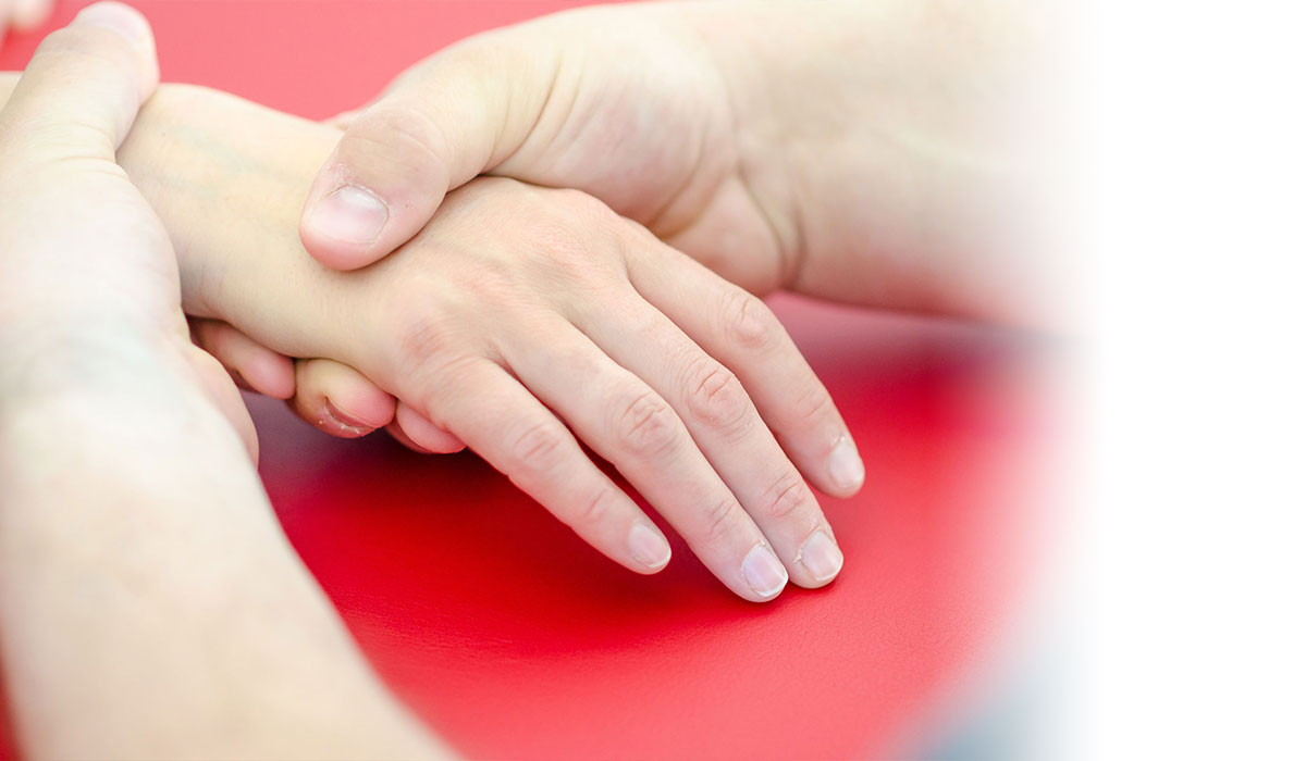 Handtherapie Physiotherapie