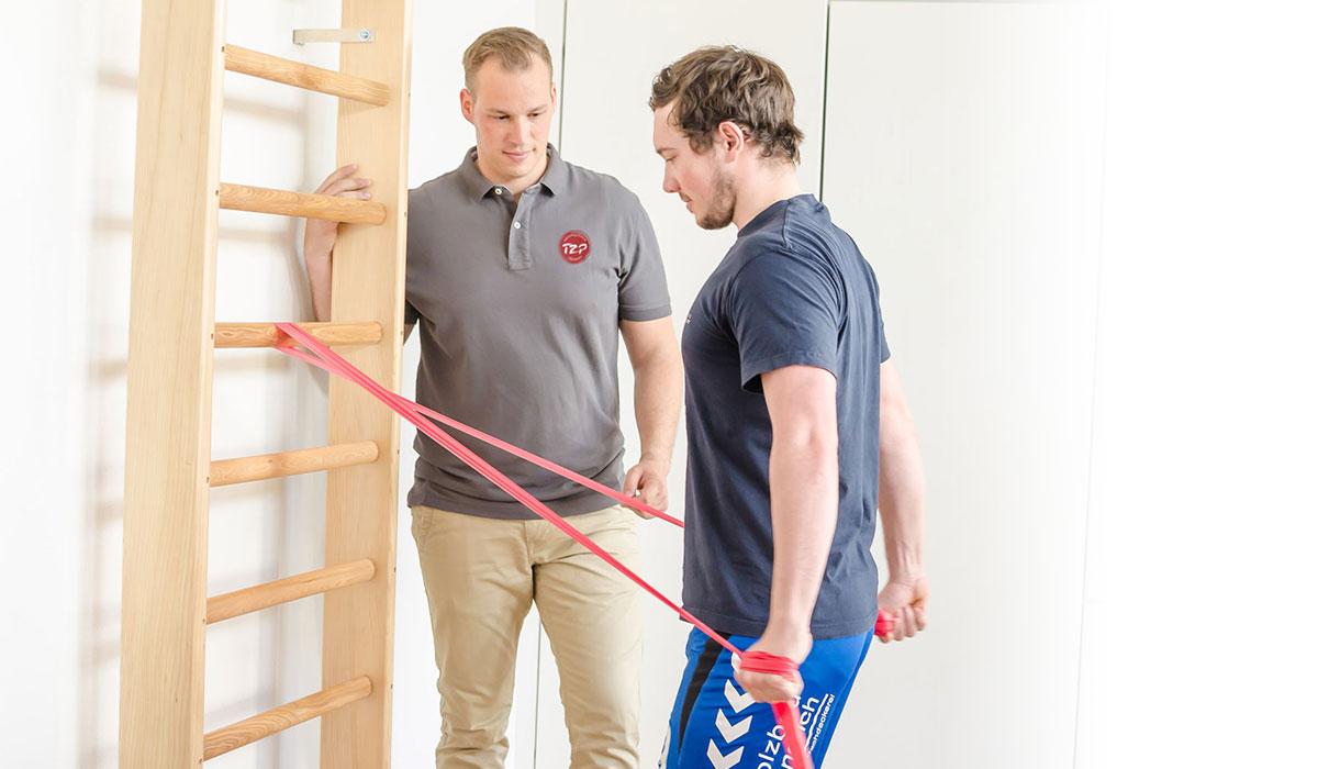 Physiotherapie und Krankengymnastik Kassel